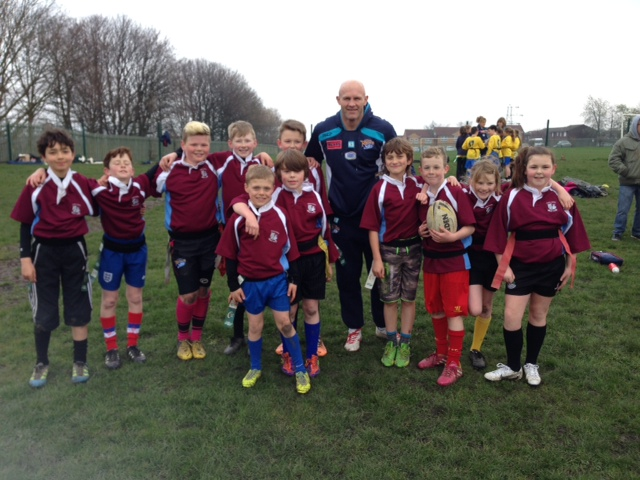 Rugby Keith Senior