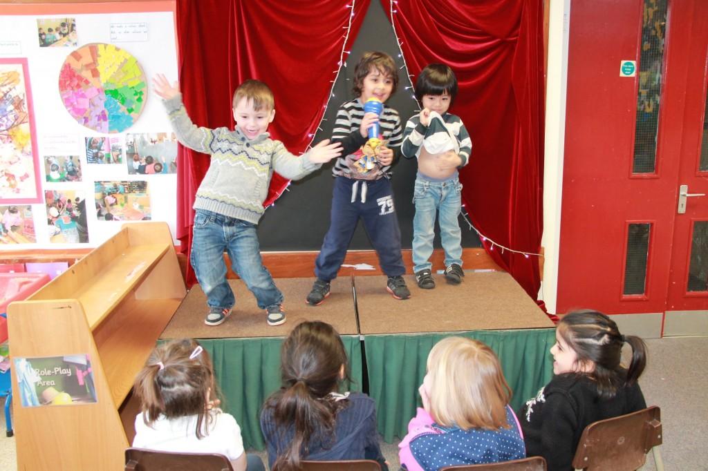Nursery   Farsley Farfield Primary School