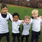 Victorious Y3 boys