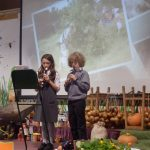 Superb recorder playing from Charlie and Matilda